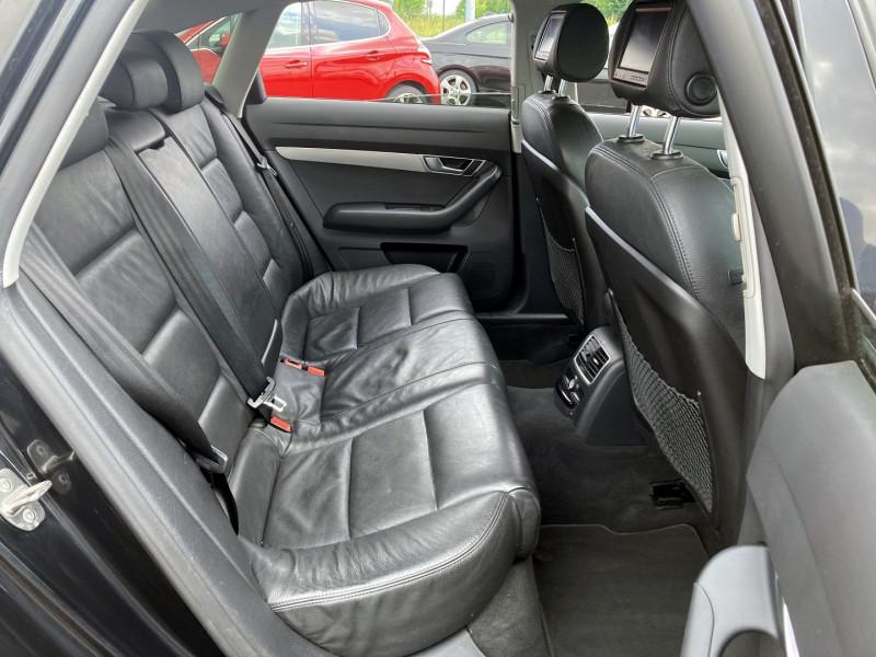 Photo 12 de l'offre de AUDI A6 2.7 V6 TDI 180CH DPF AMBITION LUXE QUATTRO TIPTRONIC à 9590€ chez International Auto Auneau