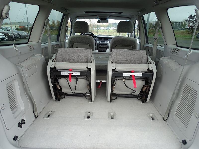 Photo 17 de l'offre de HYUNDAI TRAJET 2.0 CRDI PACK CONFORT à 4290€ chez International Auto Auneau