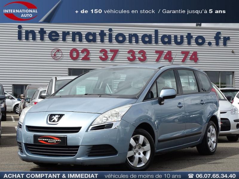Peugeot 5008 1.6 VTI 16V CONFORT PACK 5PL Essence BLEU C Occasion à vendre