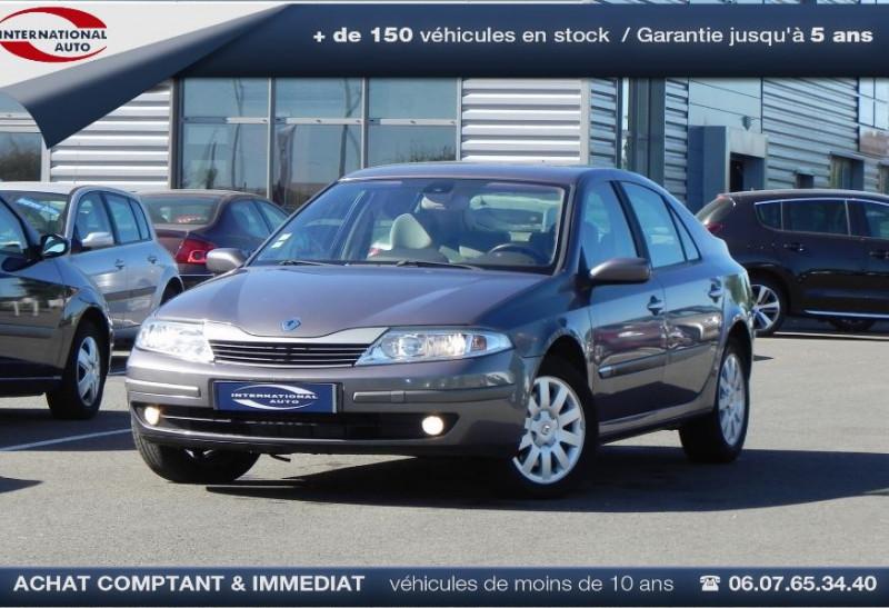 Renault LAGUNA II 2.2 DCI 150CH PRIVILEGE Diesel GRIS FONCE Occasion à vendre