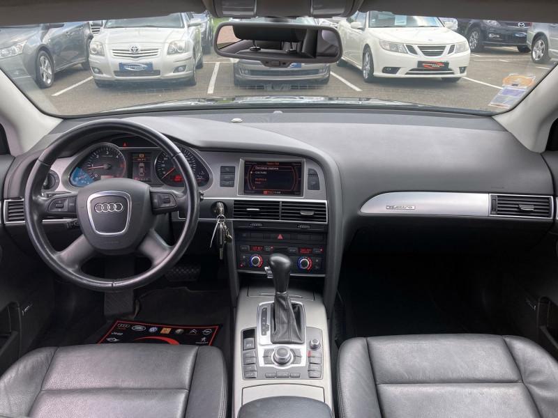 Photo 3 de l'offre de AUDI A6 2.7 V6 TDI 180CH DPF AMBITION LUXE QUATTRO TIPTRONIC à 9590€ chez International Auto Auneau
