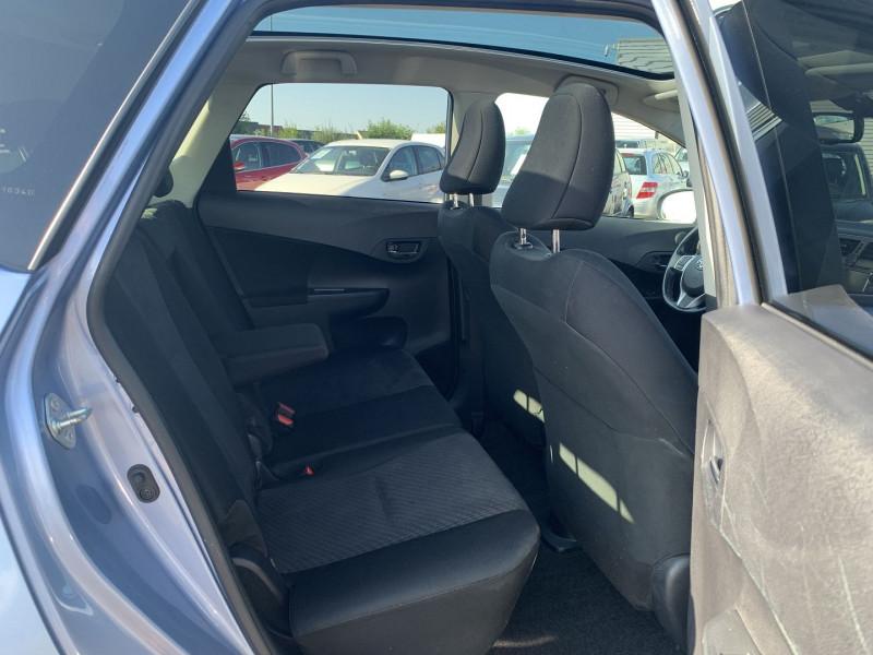 Photo 6 de l'offre de TOYOTA VERSO-S 100 VVT-I LOUNGE à 7990€ chez International Auto Auneau