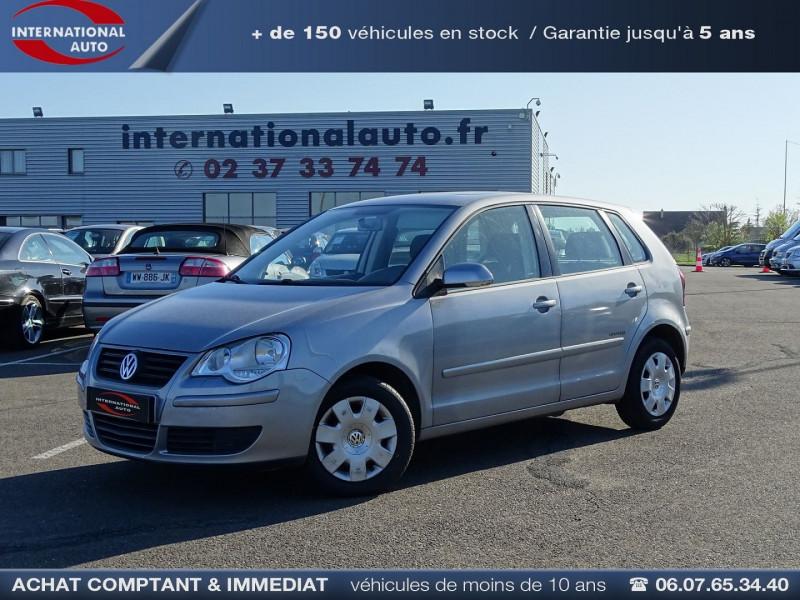 Volkswagen POLO 1.2 60CH UNITED 5P Essence GRIS CLAIR  Occasion à vendre