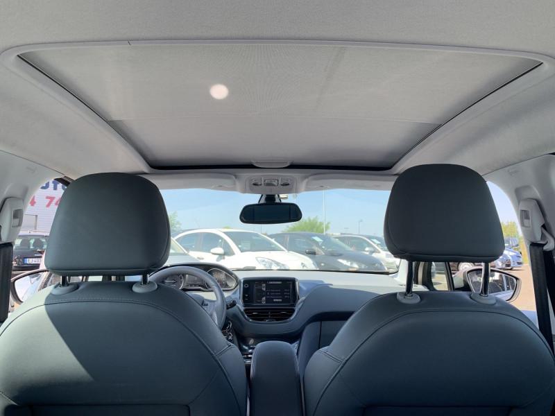 Photo 18 de l'offre de PEUGEOT 208 1.6 VTI ALLURE 5P à 8690€ chez International Auto Auneau
