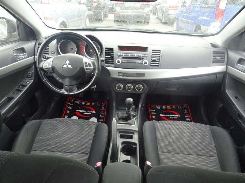 Photo 6 de l'offre de MITSUBISHI LANCER 2.0 DI-D INTENSE 4P à 7490€ chez International Auto Auneau