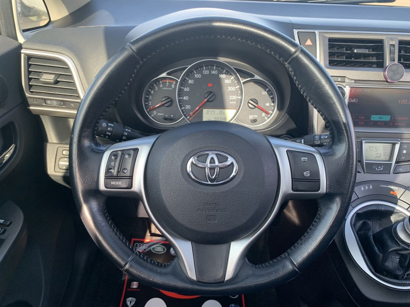 Photo 9 de l'offre de TOYOTA VERSO-S 100 VVT-I LOUNGE à 7990€ chez International Auto Auneau