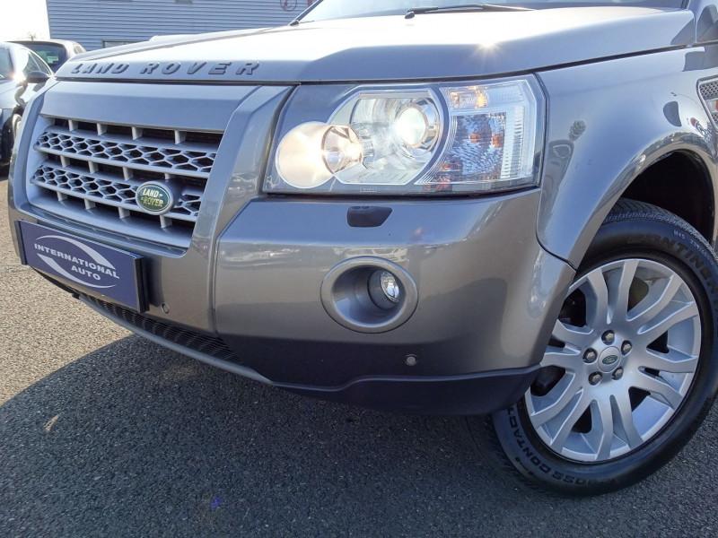 Photo 3 de l'offre de LAND-ROVER FREELANDER TD4_E DPF HSE à 10890€ chez International Auto Auneau
