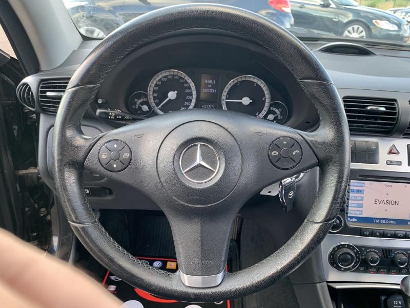 Photo 15 de l'offre de MERCEDES-BENZ CLASSE CLC (CL203) 200 CDI BA à 9490€ chez International Auto Auneau