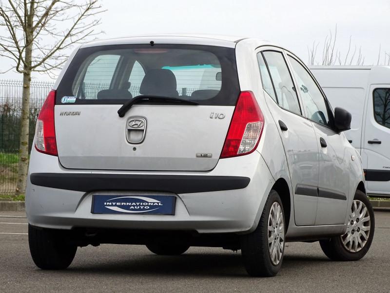 Photo 2 de l'offre de HYUNDAI I10 1.2 PACK à 3990€ chez International Auto Auneau