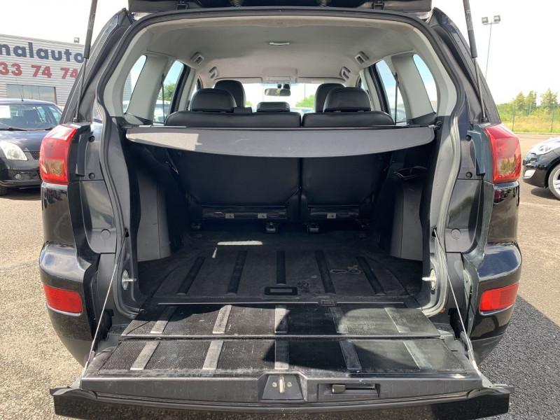 Photo 16 de l'offre de PEUGEOT 4007 2.2 HDI 16V FAP PREMIUM DCS6 à 8890€ chez International Auto Auneau