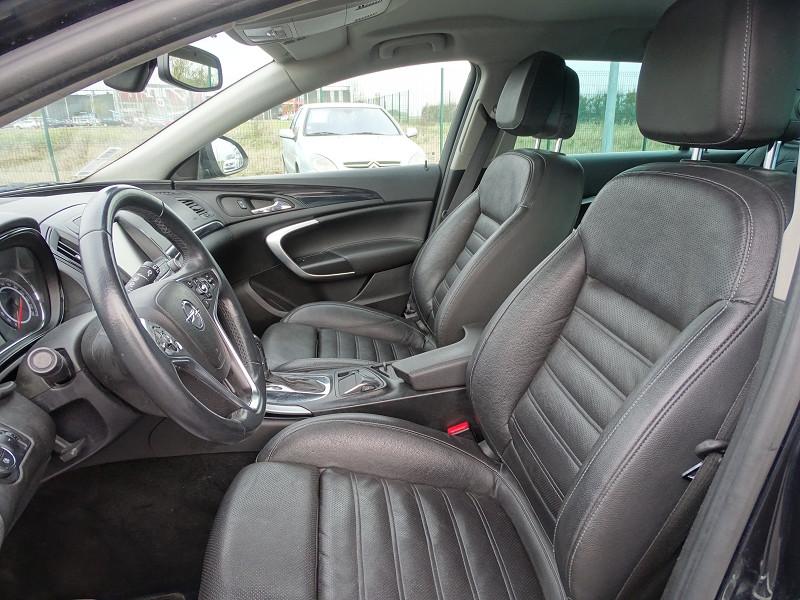 Photo 3 de l'offre de OPEL INSIGNIA SP TOURER 2.0 CDTI 163CH COSMO PACK AUTO à 11590€ chez International Auto Auneau