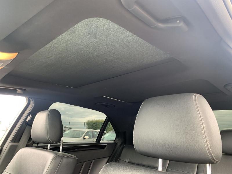 Photo 19 de l'offre de MERCEDES-BENZ CLASSE E (W212) 200 BLUETEC EXECUTIVE 7G-TRONIC PLUS à 16990€ chez International Auto Auneau