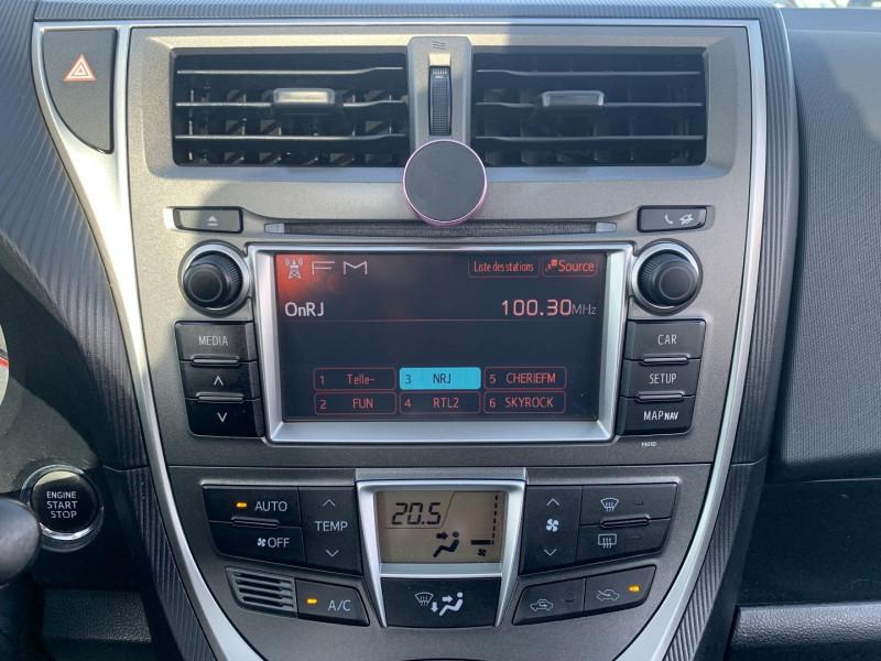 Photo 11 de l'offre de TOYOTA VERSO-S 100 VVT-I LOUNGE à 7990€ chez International Auto Auneau