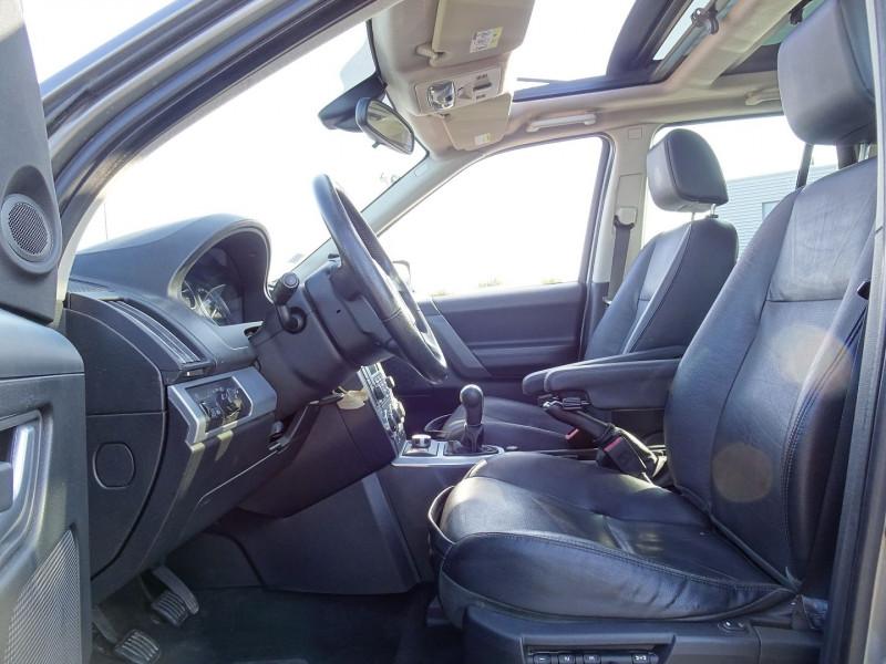 Photo 4 de l'offre de LAND-ROVER FREELANDER TD4_E DPF HSE à 10890€ chez International Auto Auneau