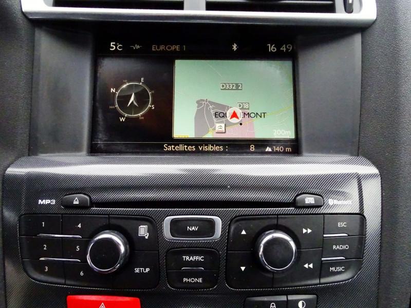 Photo 9 de l'offre de CITROEN C4 1.6 VTI 120CH CONFORT BVA à 8890€ chez International Auto Auneau