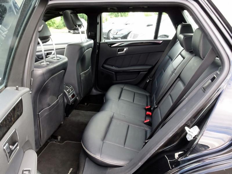 Photo 13 de l'offre de MERCEDES-BENZ CLASSE E BREAK (S212) 220 CDI BE AVANTGARDE EXECUTIVE BA à 14890€ chez International Auto Auneau