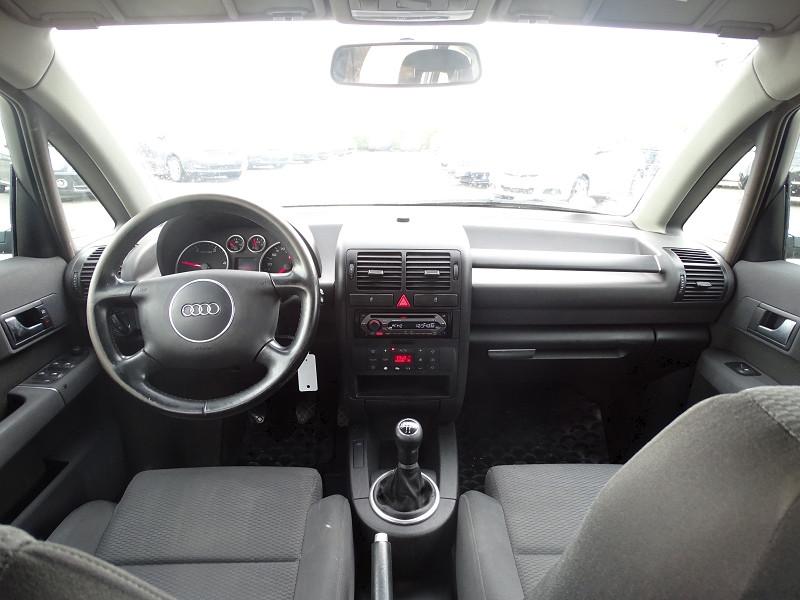 Photo 4 de l'offre de AUDI A2 1.4 TDI 90CH PACK à 5590€ chez International Auto Auneau