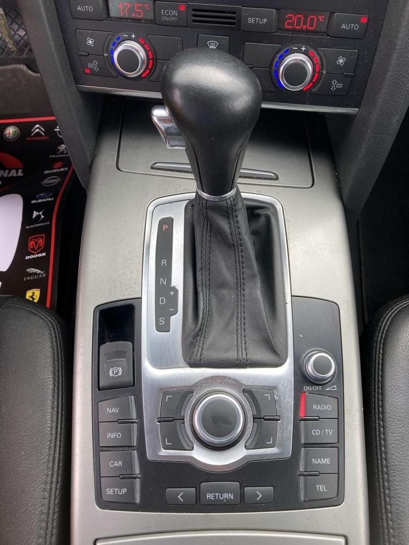 Photo 15 de l'offre de AUDI A6 2.7 V6 TDI 180CH DPF AMBITION LUXE QUATTRO TIPTRONIC à 9590€ chez International Auto Auneau