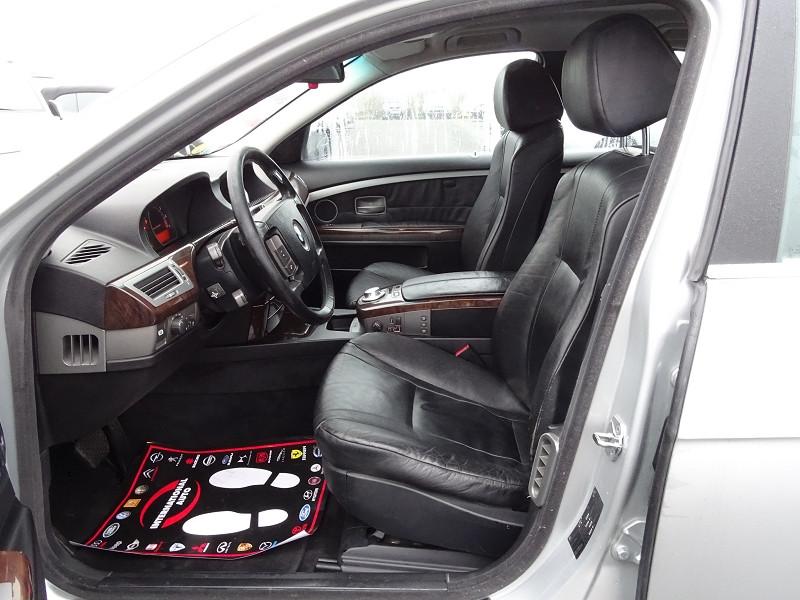 Photo 5 de l'offre de BMW SERIE 7 (E65) 745IA 333CH à 4990€ chez International Auto Auneau