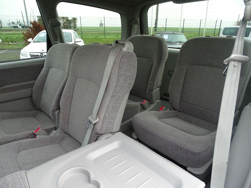 Photo 7 de l'offre de HYUNDAI TRAJET 2.0 CRDI PACK CONFORT à 4290€ chez International Auto Auneau