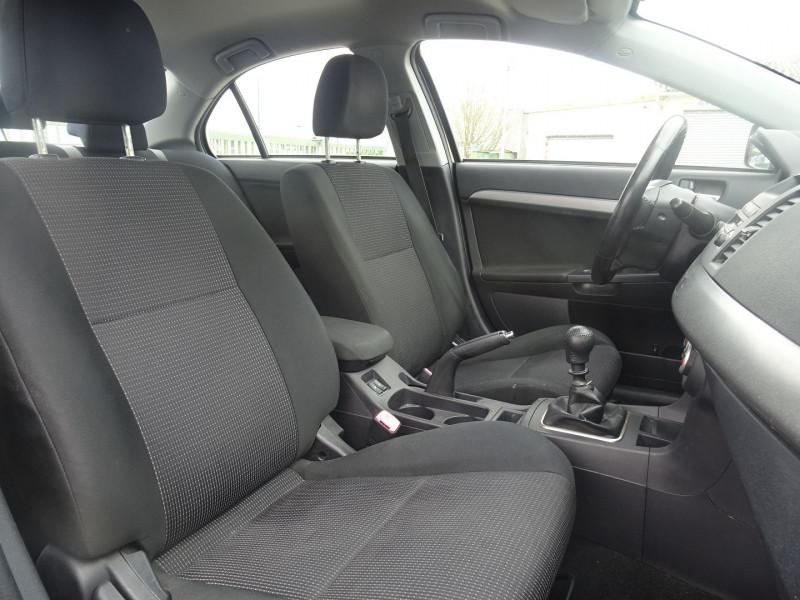 Photo 9 de l'offre de MITSUBISHI LANCER 2.0 DI-D INTENSE 4P à 7490€ chez International Auto Auneau