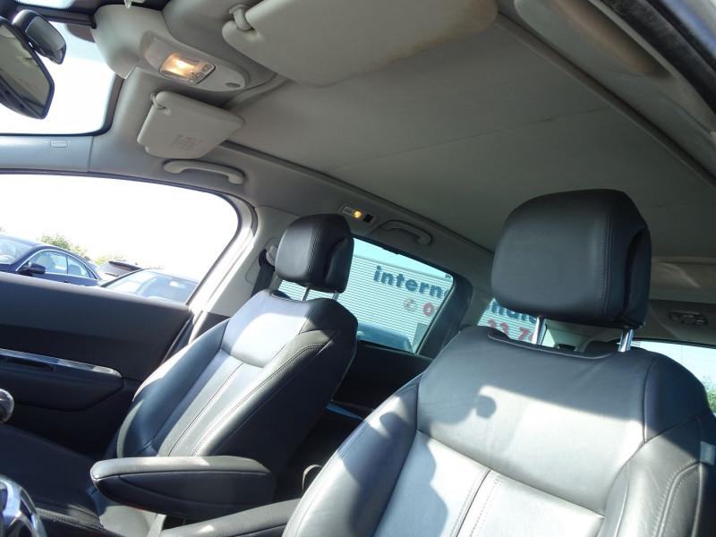 Photo 15 de l'offre de PEUGEOT 5008 1.6 HDI FAP PREMIUM PACK 7PL à 8790€ chez International Auto Auneau