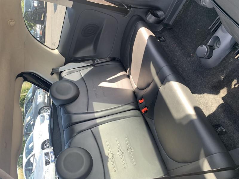 Photo 6 de l'offre de FIAT 500 1.2 8V 69CH LOUNGE à 5590€ chez International Auto Auneau