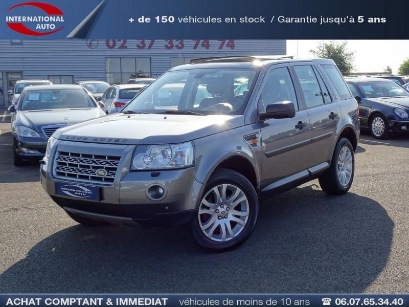 Land-Rover FREELANDER TD4_E DPF HSE Diesel GRIS F Occasion à vendre