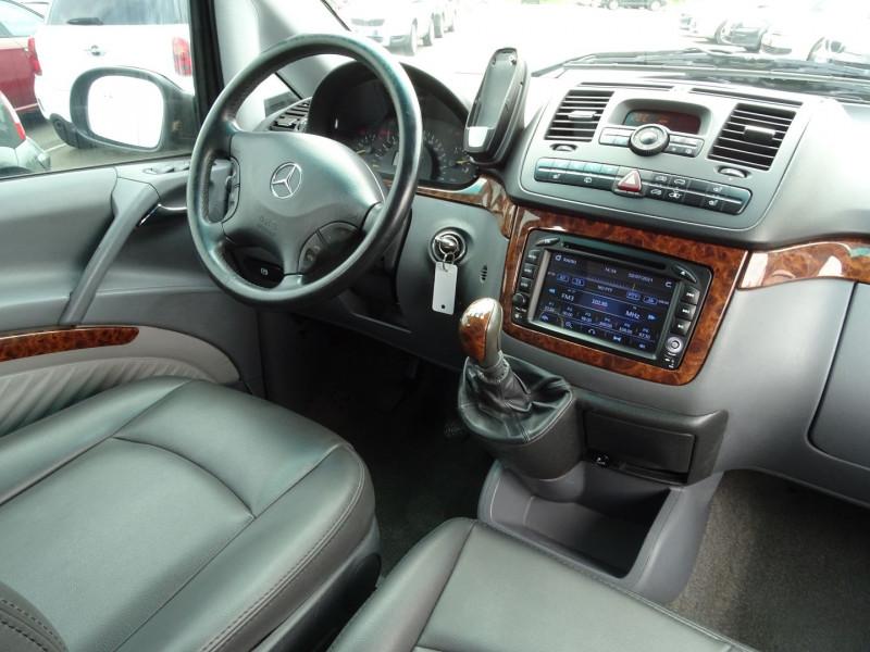 Photo 10 de l'offre de MERCEDES-BENZ VIANO CDI 2.2 AMBIENTE COMPACT à 14890€ chez International Auto Auneau