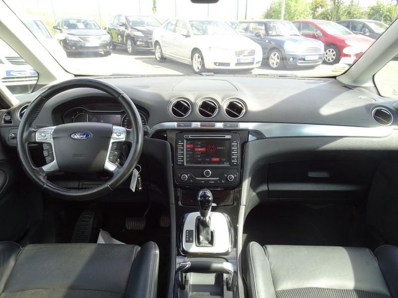 Photo 4 de l'offre de FORD GALAXY 2.2 TDCI 200CH FAP TITANIUM BVA à 12790€ chez International Auto Auneau