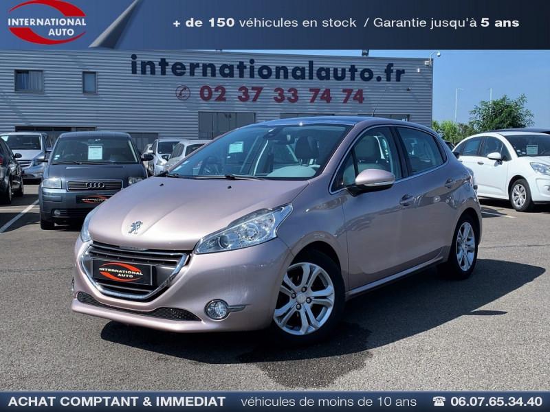 Peugeot 208 1.6 VTI ALLURE 5P Essence ROSE NACRÉ  Occasion à vendre