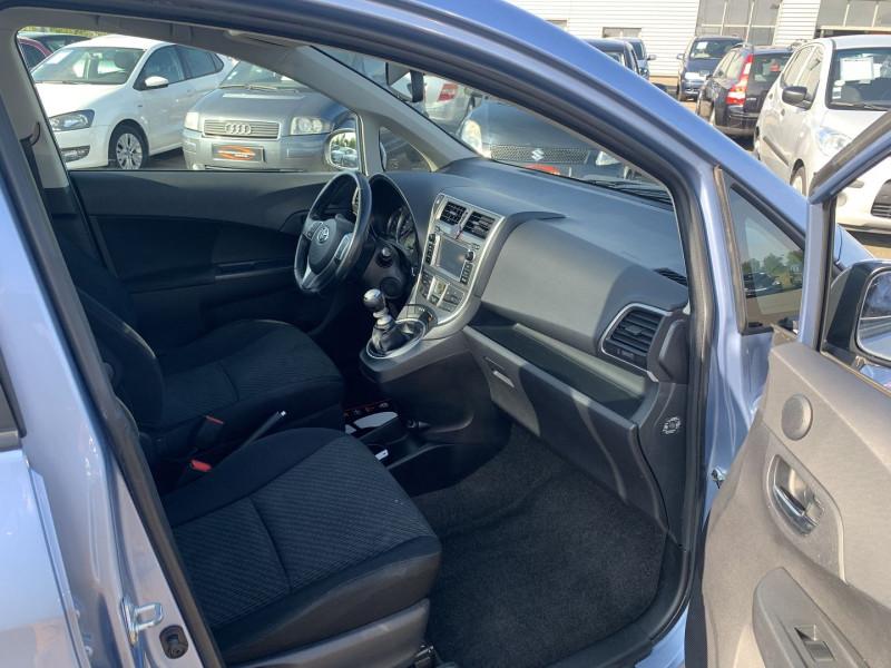 Photo 5 de l'offre de TOYOTA VERSO-S 100 VVT-I LOUNGE à 7990€ chez International Auto Auneau