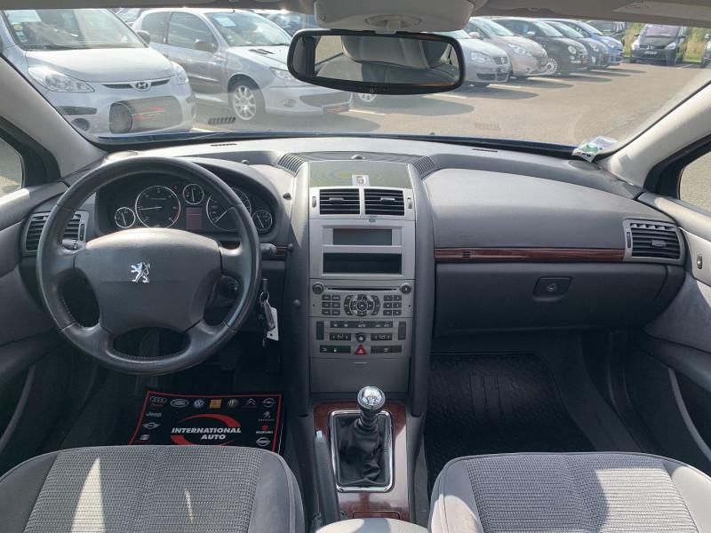 Photo 9 de l'offre de PEUGEOT 407 SW 2.0 HDI136 EXECUTIVE PACK à 4590€ chez International Auto Auneau
