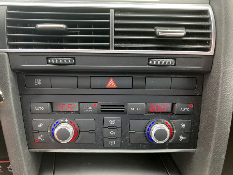 Photo 17 de l'offre de AUDI A6 2.7 V6 TDI 180CH DPF AMBITION LUXE QUATTRO TIPTRONIC à 9590€ chez International Auto Auneau