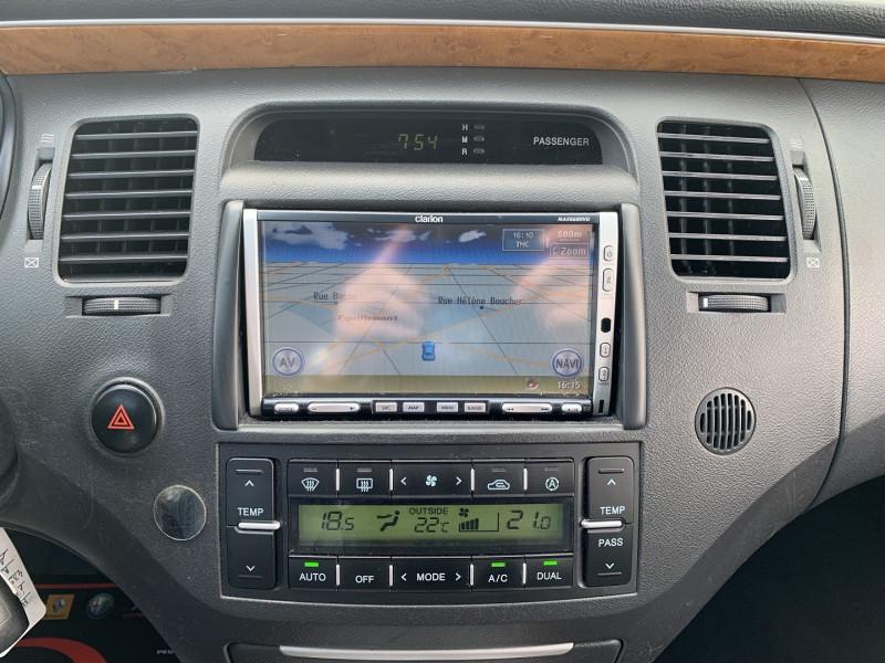 Photo 13 de l'offre de HYUNDAI AZERA 2.2 CRDI155 PACK PREMIUM à 7790€ chez International Auto Auneau