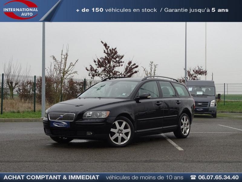 Volvo V50 1.6 D 110CH MOMENTUM Diesel NOIR Occasion à vendre