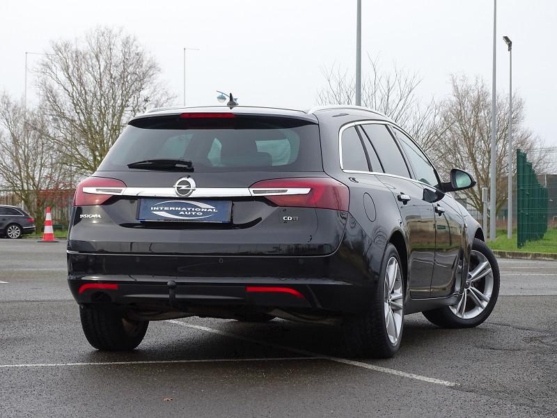 Photo 2 de l'offre de OPEL INSIGNIA SP TOURER 2.0 CDTI 163CH COSMO PACK AUTO à 11590€ chez International Auto Auneau