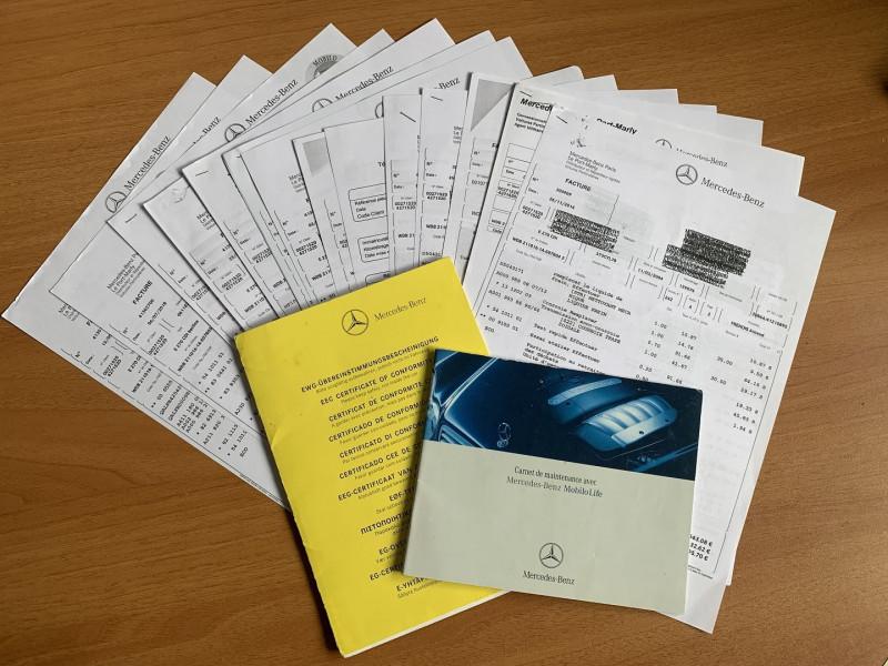 Photo 20 de l'offre de MERCEDES-BENZ CLASSE E (W211) 270 CDI ELEGANCE BV6 à 7990€ chez International Auto Auneau