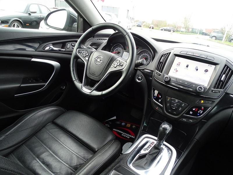 Photo 11 de l'offre de OPEL INSIGNIA SP TOURER 2.0 CDTI 163CH COSMO PACK AUTO à 11590€ chez International Auto Auneau
