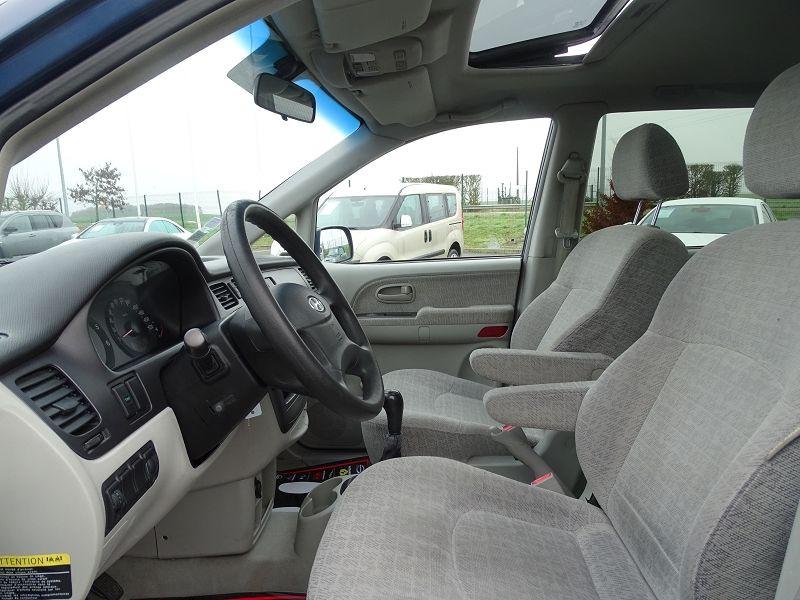 Photo 3 de l'offre de HYUNDAI TRAJET 2.0 CRDI PACK CONFORT à 4290€ chez International Auto Auneau