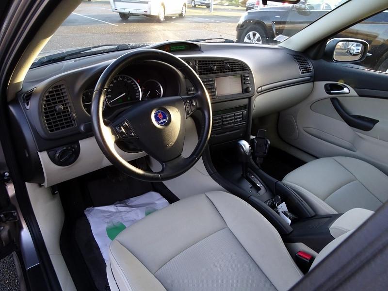 Photo 5 de l'offre de SAAB 9-3 1.9 TID150 FAP LINEAR SPORT SENTRONIC à 6590€ chez International Auto Auneau