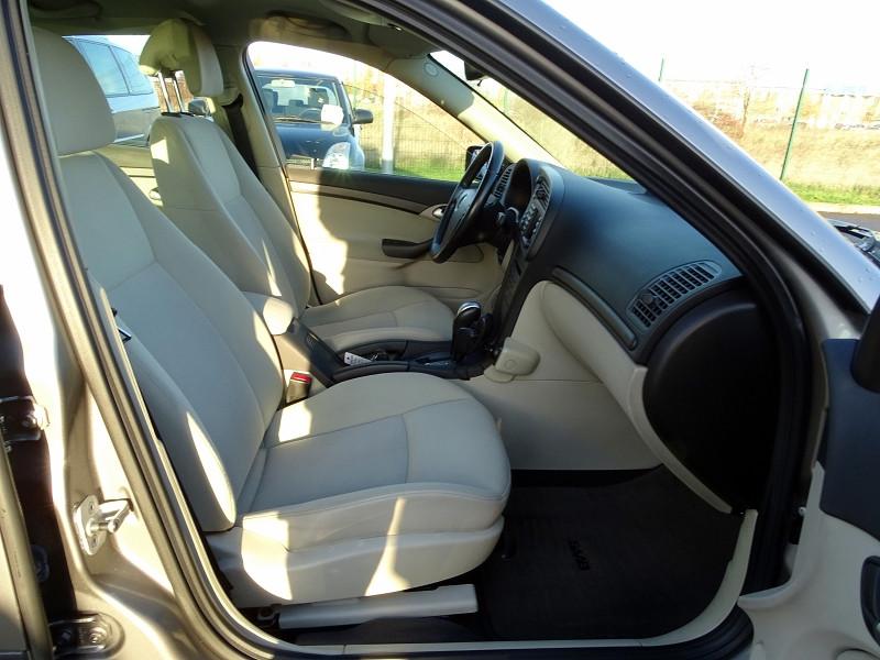 Photo 9 de l'offre de SAAB 9-3 1.9 TID150 FAP LINEAR SPORT SENTRONIC à 6590€ chez International Auto Auneau