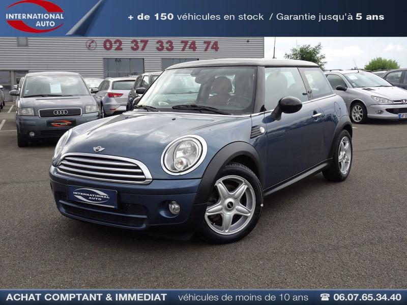 Photo 1 de l'offre de MINI MINI COOPER D 110CH à 9890€ chez International Auto Auneau