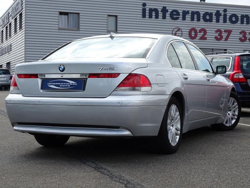Photo 2 de l'offre de BMW SERIE 7 (E65) 745IA 333CH à 4990€ chez International Auto Auneau