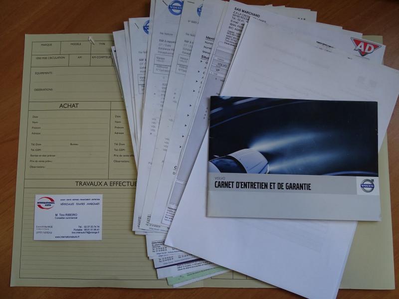 Photo 15 de l'offre de VOLVO S80 2.0 D 136CH MOMENTUM à 8490€ chez International Auto Auneau
