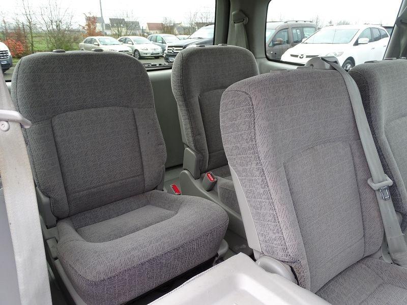 Photo 12 de l'offre de HYUNDAI TRAJET 2.0 CRDI PACK CONFORT à 4290€ chez International Auto Auneau