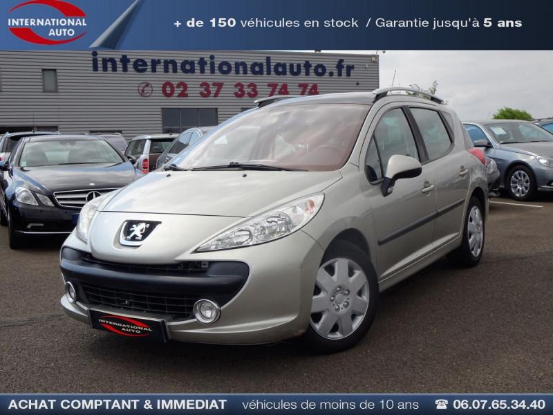 Peugeot 207 SW 1.6 VTI 16V PREMIUM BA Essence GRIS C Occasion à vendre