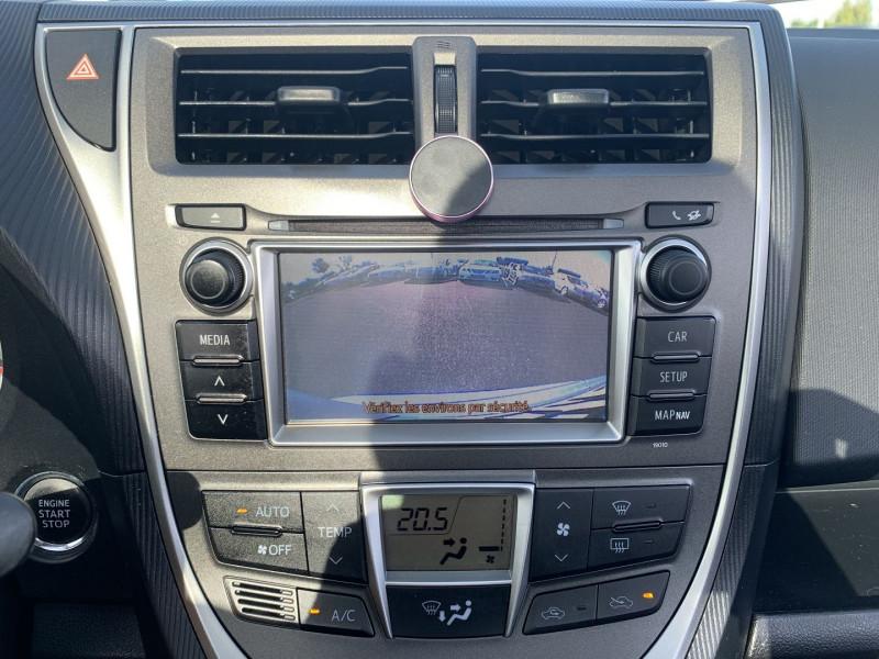Photo 18 de l'offre de TOYOTA VERSO-S 100 VVT-I LOUNGE à 7990€ chez International Auto Auneau