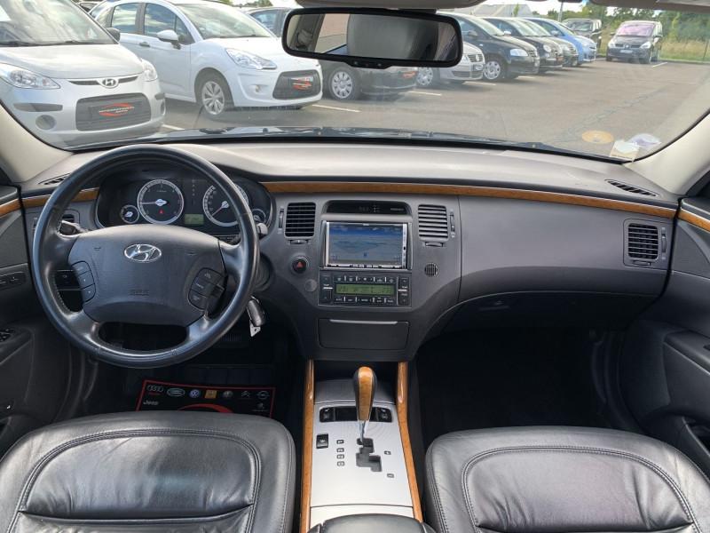 Photo 9 de l'offre de HYUNDAI AZERA 2.2 CRDI155 PACK PREMIUM à 7790€ chez International Auto Auneau