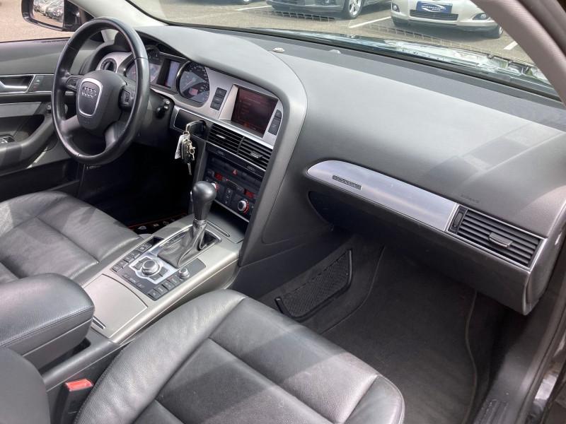 Photo 14 de l'offre de AUDI A6 2.7 V6 TDI 180CH DPF AMBITION LUXE QUATTRO TIPTRONIC à 9590€ chez International Auto Auneau